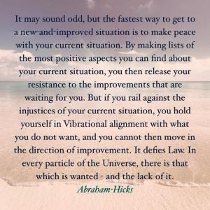 appreciation esther hicks