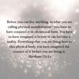 manifestation abraham