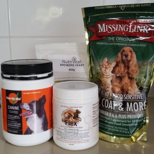 Supplements for Bella