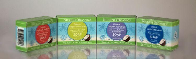 Niugini Organics Soaps